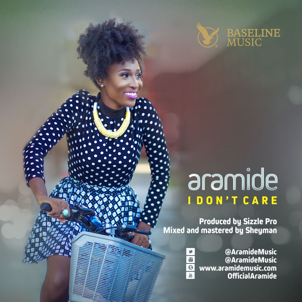 Aramide-I-Dont-Care-Artwork